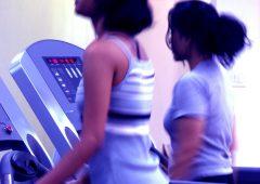 Frisk och stark med gymträning